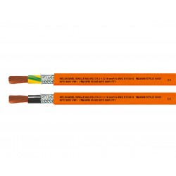 CABLE MONOPOLAR 1/0 AWG